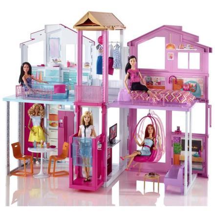 maison barbie pas cher