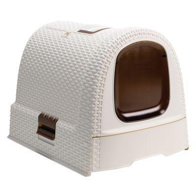 maison de toilettes chat