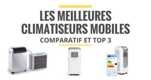 meilleur climatiseur mobile