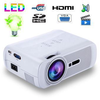mini led projecteur