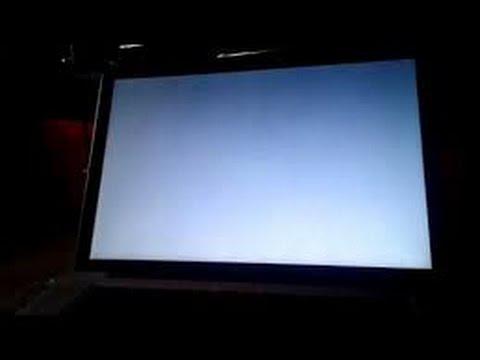 mon pc ecran noir