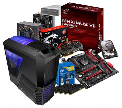 montage pc gamer pas cher
