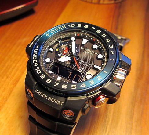 montre avec altimetre