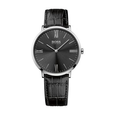 montre hugo boss bracelet cuir