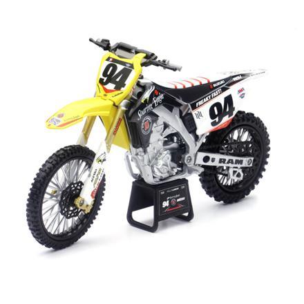 moto cross en jouet