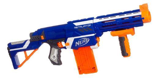 nerf tout les pistolet