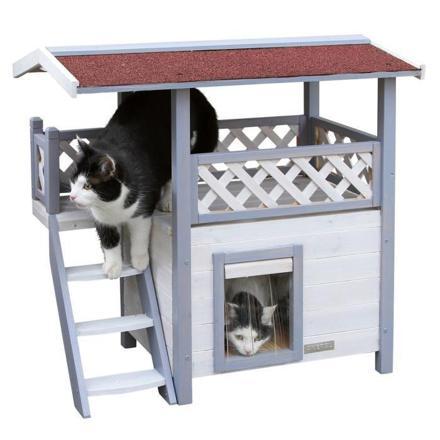 niche pour chat pas cher