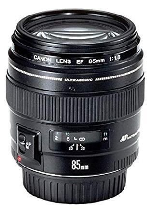 objectif 85 mm