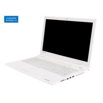 ordinateur portable toshiba satellite blanc