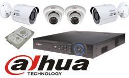 pack camera de surveillance