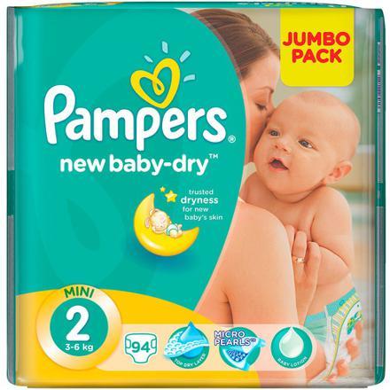 pampers jumbo pack