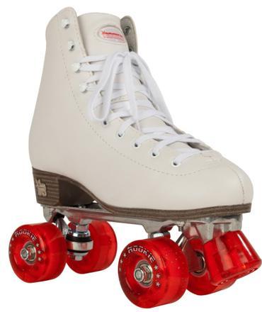 patin a roulette blanc pas cher