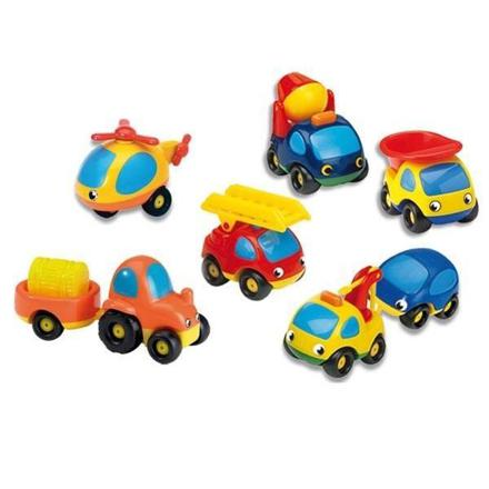 petite voiture smoby