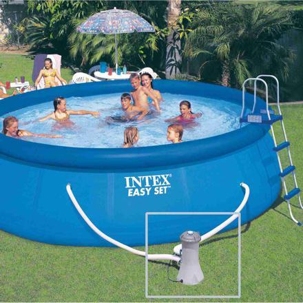 piscine hors sol easy