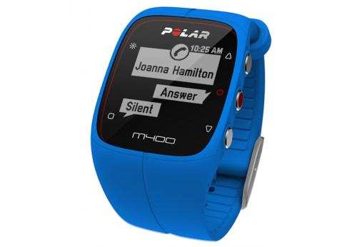 polar m400 bleu