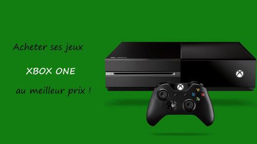 prix xbox one pas cher