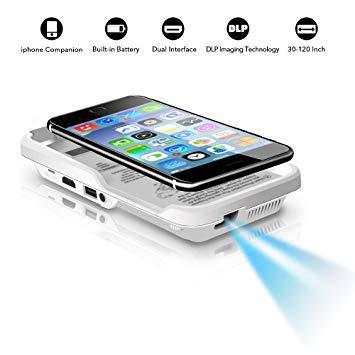 projecteur pour iphone