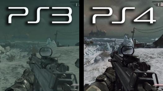 ps3 ps4 comparaison