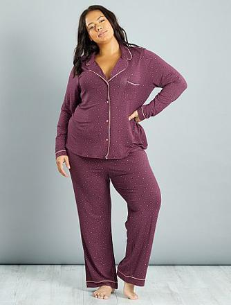 pyjama grande taille femme