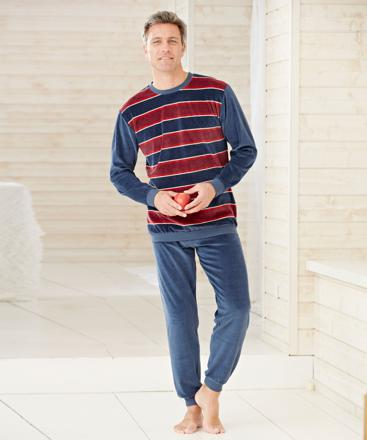 pyjama homme chaud pas cher