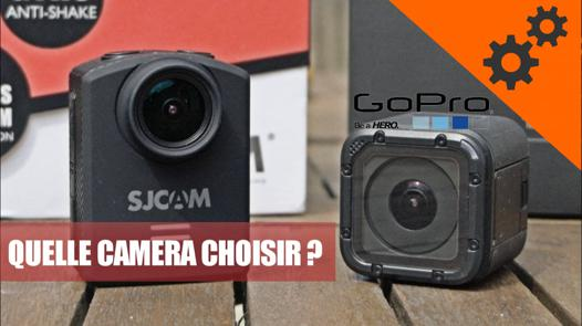 quelle camera gopro choisir