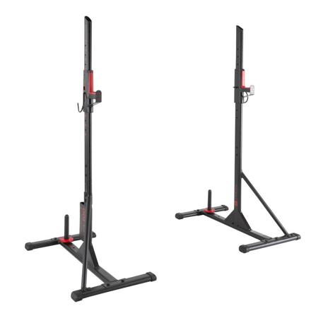 rack barre musculation