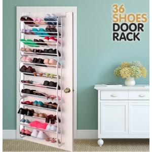 range chaussures door rack