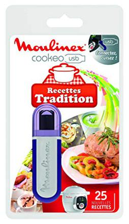 recette tradition cookeo