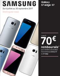 remboursement galaxy s7