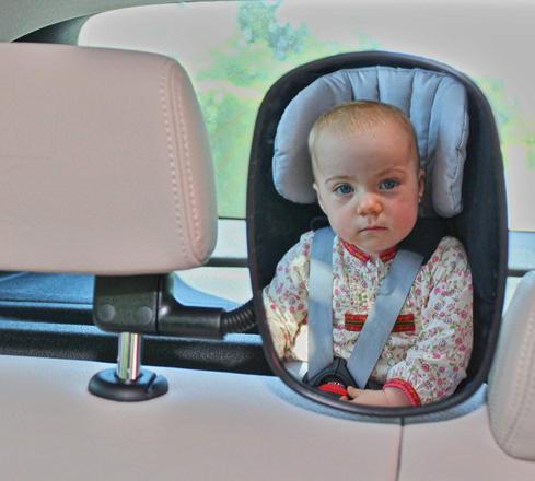 rétroviseur de bébé