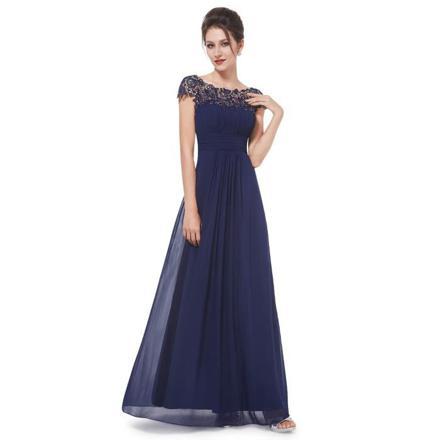 robe longue de soirée