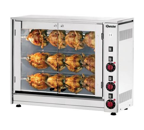 rotissoire poulet