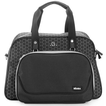 sac a langer noir et gris