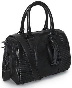 sac a main bowling noir