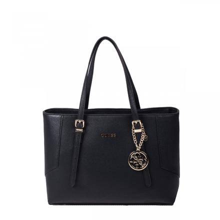 sac a main noir guess
