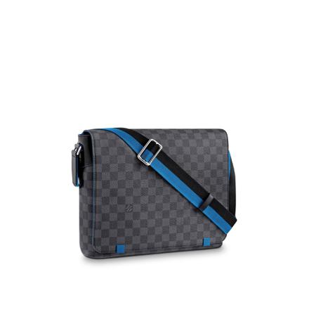 sacoche louis vuitton bleu