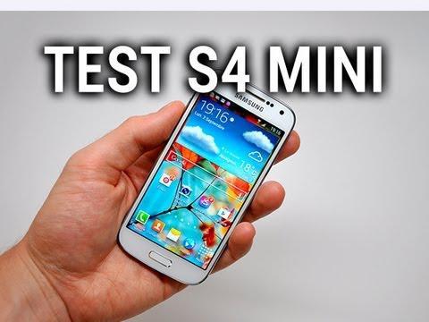 samsung galaxy s4 mini test