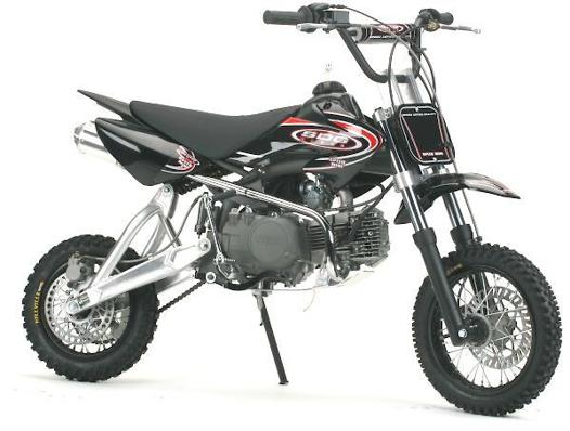 sdg pit bike