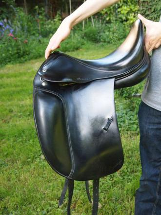 selle dressage occasion