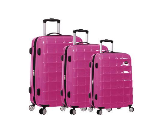 set 3 valises pas cher