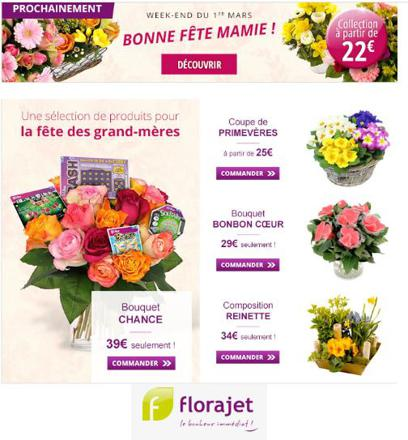 site de livraison de fleurs