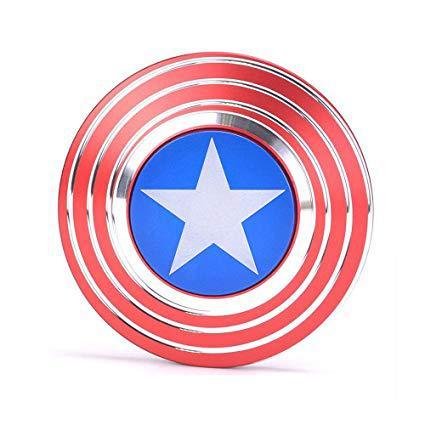 spinner captain america