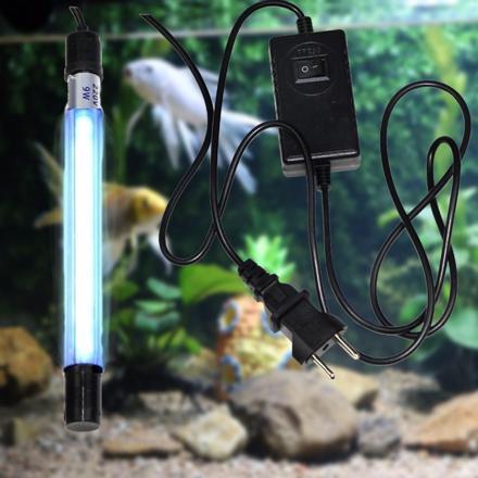 sterilisateur uv aquarium algues