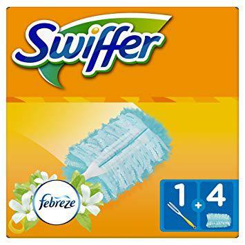 swiffer attrape poussière