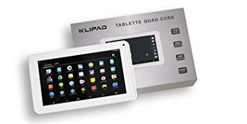 tablette tactile 7 hd android prix