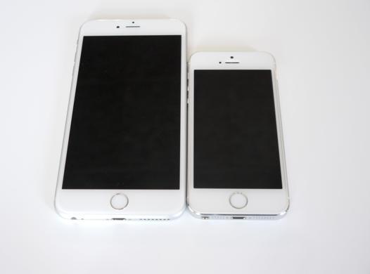 taille de l iphone 6 plus