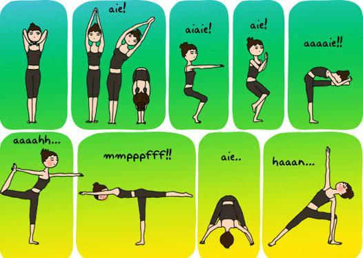 technique de yoga pour débutant