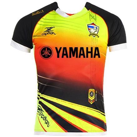 tee shirt yamaha thailande