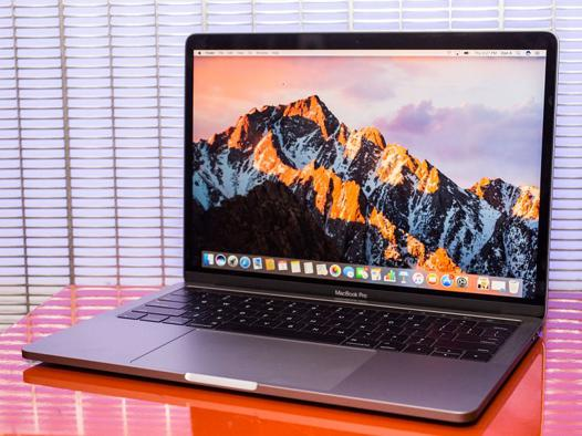test macbook pro 13 pouces