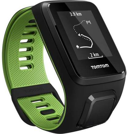 test montre gps tomtom